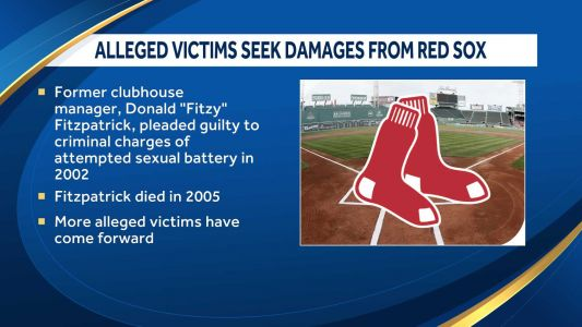 Men who said they were abused by former Red Sox clubhouse manager seek damages from team