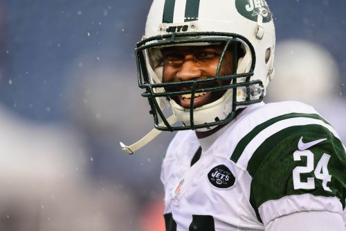 Jets legend Darrelle Revis is done