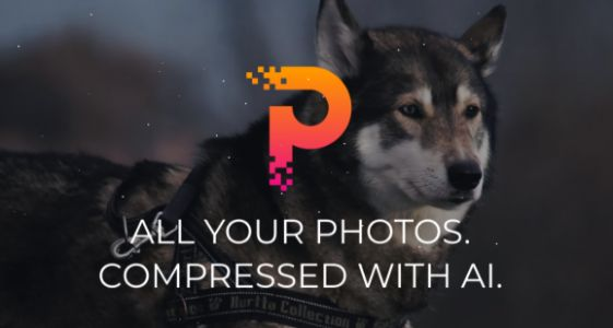 AI helps Pixeldrive cut photo file sizes without affecting quality
