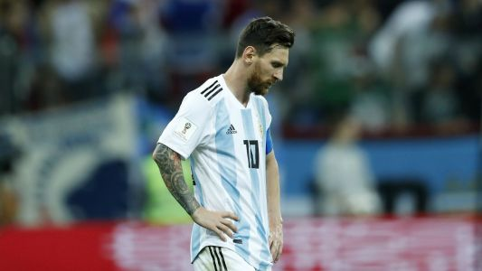 Messi's World Cup farewell being planned by Nigeria and Idowu