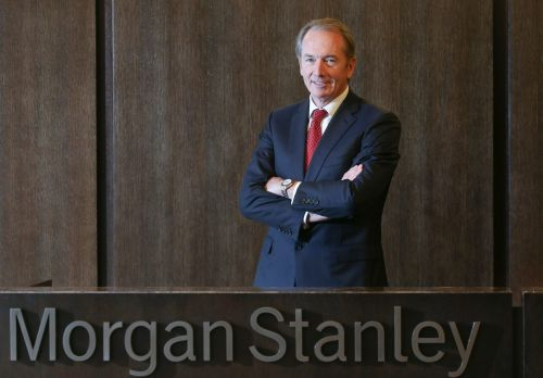 Morgan Stanley CEO James Gorman is now the highest-paid bank executive in America following a 22% raise amid a record year for the company