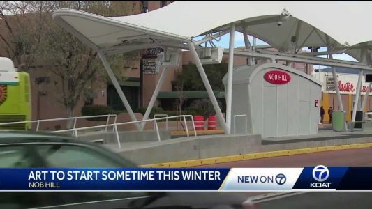 Winter is coming, and so is ART