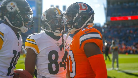 Here's why Antonio Brown is feuding with Emmanuel Sanders and Bruce Arians