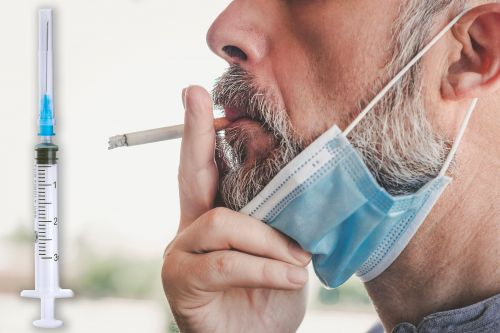 Pennsylvania moves smokers to front of COVID-19 vaccine line