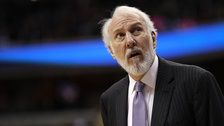 The NBA Shows Its Love For Gregg Popovich After Wife's Death