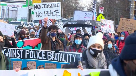 Rallies for social justice held in Boston on MLK Day