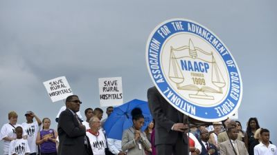 NAACP Holds First Trump-Era Convention With No National Leader