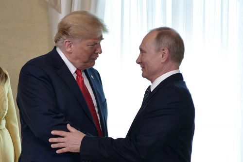 Trump calls summit with Putin 'a very good start for everybody'