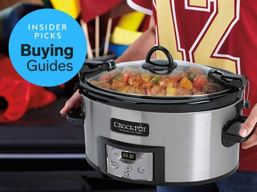 The best slow cookers you can buy