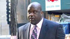 Shaquille O'Neal Joins Board Of Embattled Papa John's Pizza