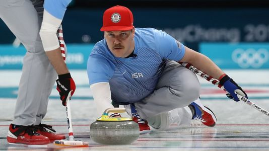 U.S. Men's Curling Takes On Sweden In The Gold Medal Final