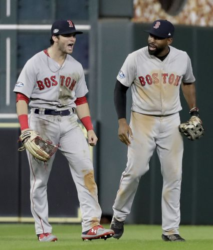 Red Sox hold off Astros 8-6 for 3-1 ALCS lead