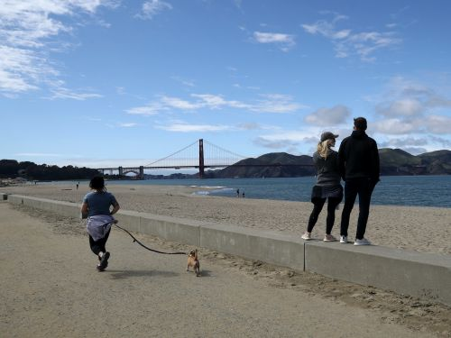 San Francisco Mayor London Breed said the shelter-in-place order, which was just extended to May 3, could be extended even further