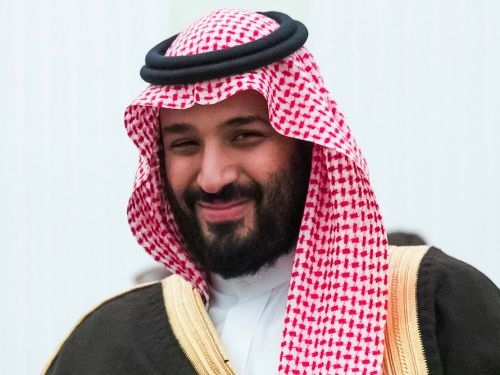 Inside the rapid rise and unprecedented power grab of Saudi Arabia's millennial crown prince - who Trump is about to meet with