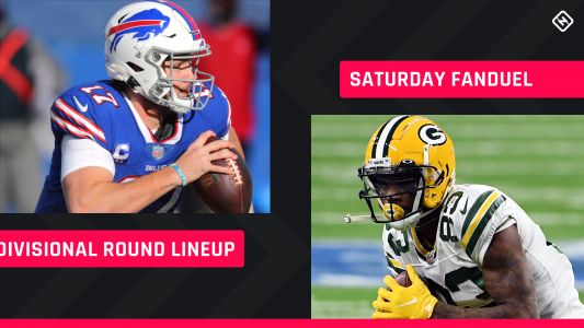 Divisional Round Saturday FanDuel Picks: NFL DFS lineup advice for daily fantasy football playoff tournaments