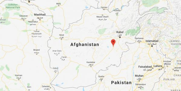 A Boeing passenger plane has crashed in Afghanistan