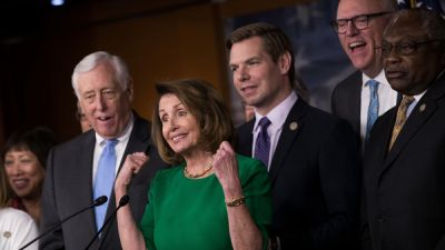 Americans Prefer Democratic House Candidates In 2018.For Now