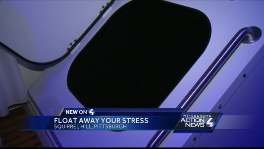 "Squirrel Hill business promises to help you ""float"" your stress away"