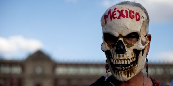 Homicides have hit a new high in Mexico - but that's not the only sign of growing insecurity
