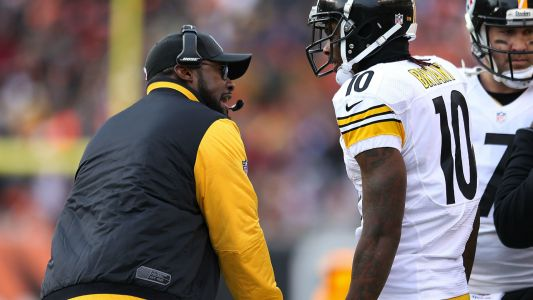 Steelers taking calls from teams interested in Martavis Bryant