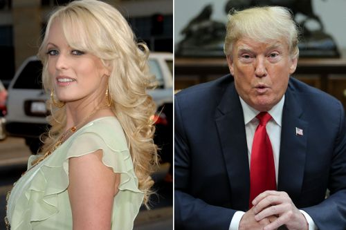 Stormy Daniels says Trump offered to help her cheat on 'The Apprentice'