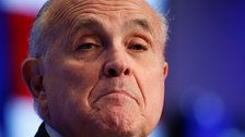 Twitter Pummels Rudy Giuliani After He Declares 'Truth Isn't Truth'