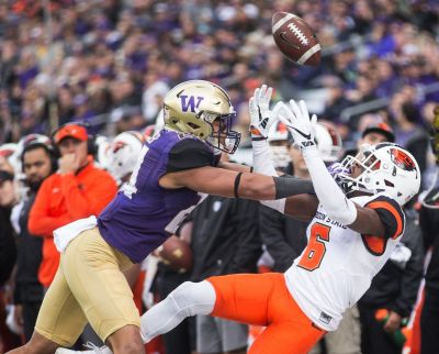 Huskies have shown ability to maintain perfect focus despite the hype growing around them