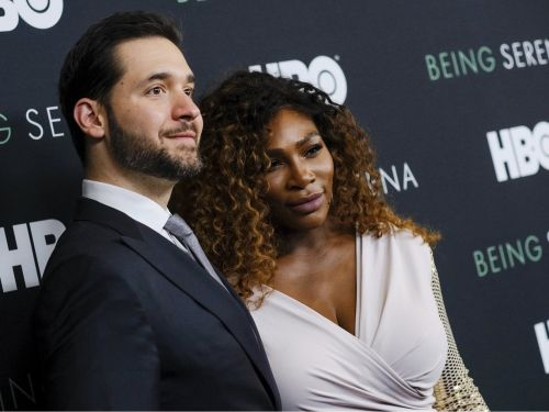 Reddit cofounder Alexis Ohanian has taken out billboards for wife Serena Williams, but he says a simple Sunday morning ritual means more to their relationship