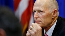 Rick Scott Breaks With Trump, NRA With New Gun Control Proposals
