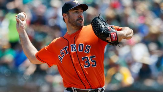MLB wrap: Astros avoid sweep with win over Athletics