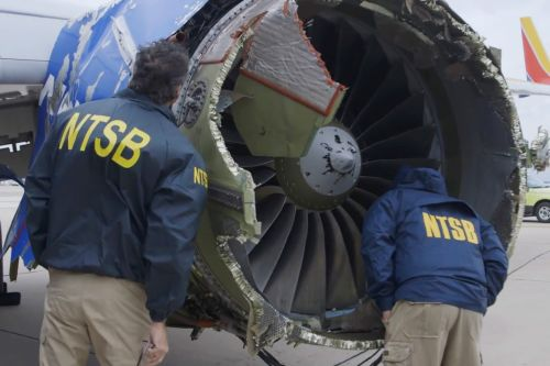 FAA orders engine inspections after Southwest explosion