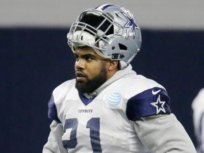 Ezekiel Elliott reportedly plans to appeal suspension using text messages showing his accuser threatening to leverage money for sex tapes