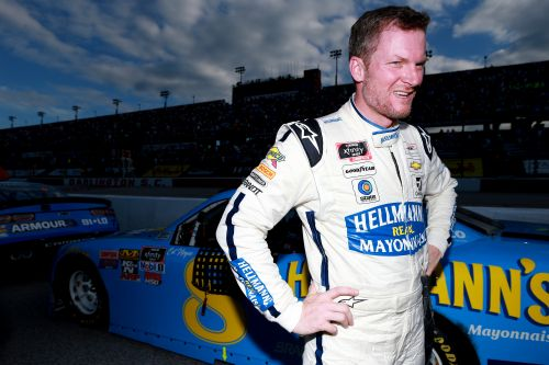 Dale Earnhardt Jr. opens up about trying to 'get over' fear of flying after 2019 plane crash