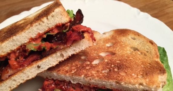 Mayochup is stupid - but here's a real way to make your hamburger or BLT the best ever