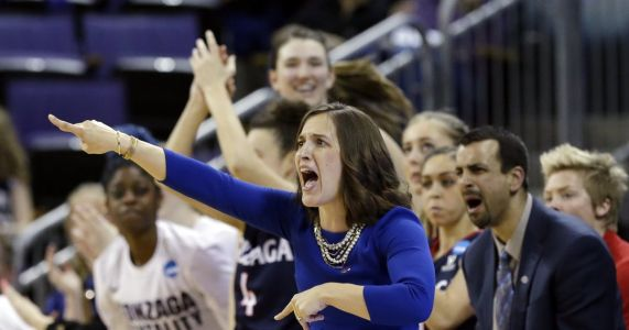 Gonzaga ranks No. 1 in nation if men's, women's AP basketball polls are combined
