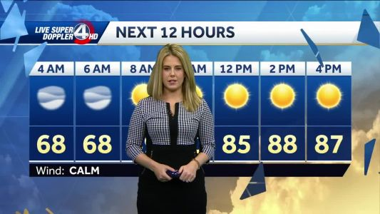 Videocast: Fall is coming, but weather stays hot