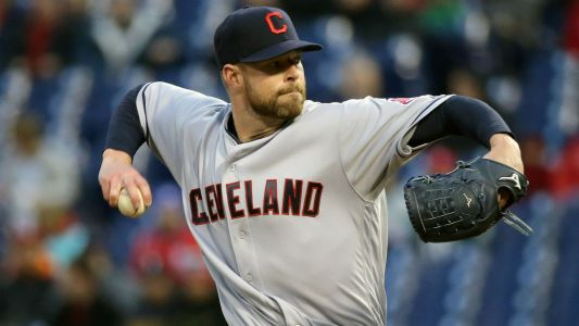MLB wrap: Indians top Red Sox in series opener as Cy Young winners Kluber, Porcello struggle