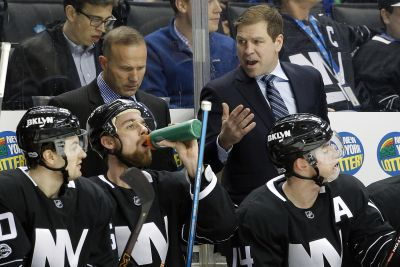Islanders' new coach isn't so sure he wants the job