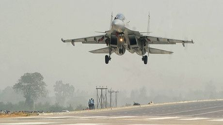 India fires world's fastest supersonic cruise missile from Russian Su-30 fighter jet