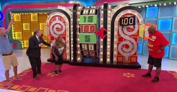 What happened on 'The Price is Right' Friday had everyone is disbelief