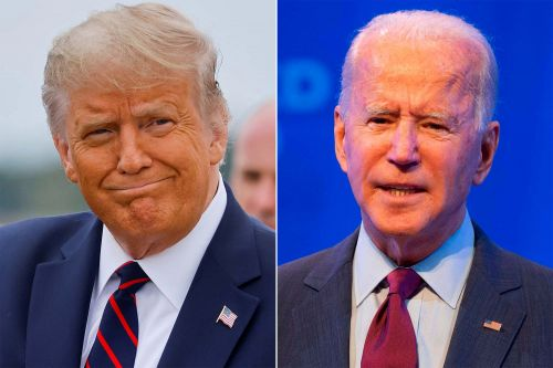 Donald Trump, Joe Biden square off in first 2020 presidential debate
