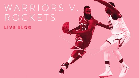 Warriors vs. Rockets: Score, updates, highlights from Game 2 of West finals