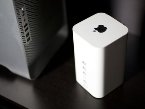 Apple just released firmware updates for AirPort base stations