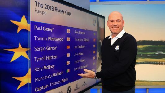 Ryder Cup 2018: Team Europe profile
