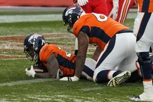 Broncos' Gordon sorry for DUI, focuses on game vs. Chargers