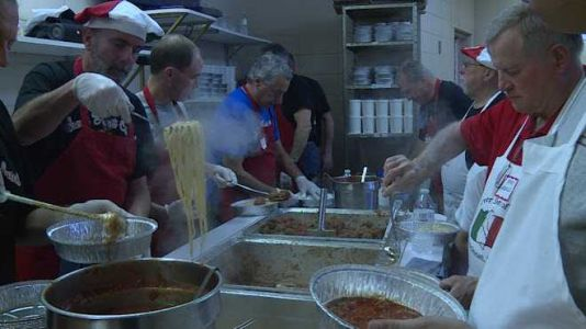 Decades-old Italian dinner tradition returns to Camp Washington this weekend