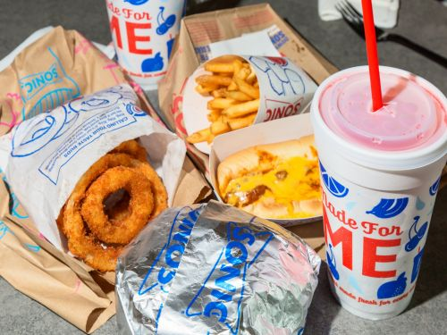 Arby's parent company is buying Sonic for $2.3 billion