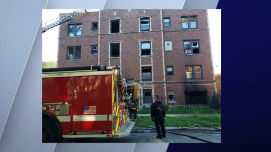 One killed, one critically injured after apartment fire in East Chatham