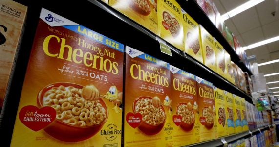 General Mills fiscal 3Q results top forecasts
