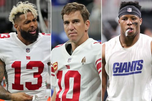 It's time for radical Giants' rebuild